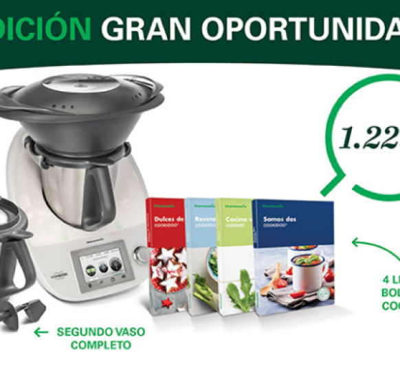 Thermomix® GRAN OPORTUNIDAD