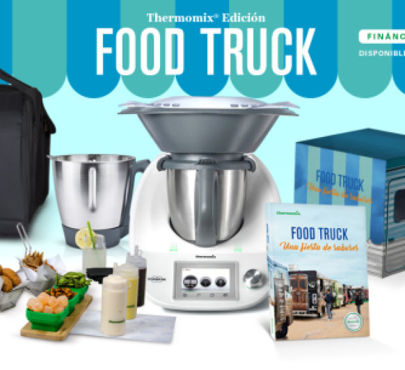 Edición Food Truck SIN INTERESES