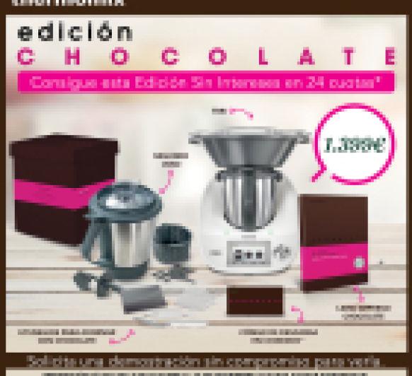 Promoción chocolate