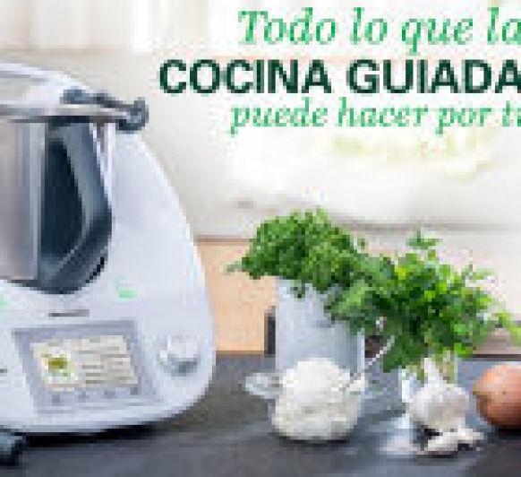 COCINA FACIL CON Thermomix® : COCINA GUIADA
