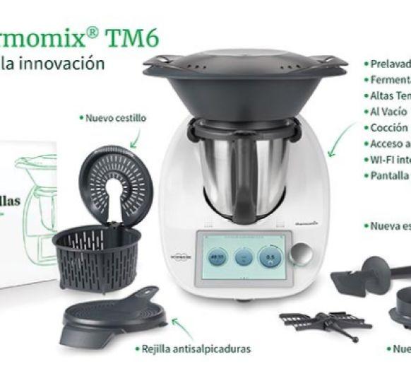Descubre el nuevo Thermomix® TM6