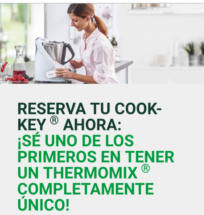 OFERTA EXCLUSIVA DE Thermomix® PARA EL TM5