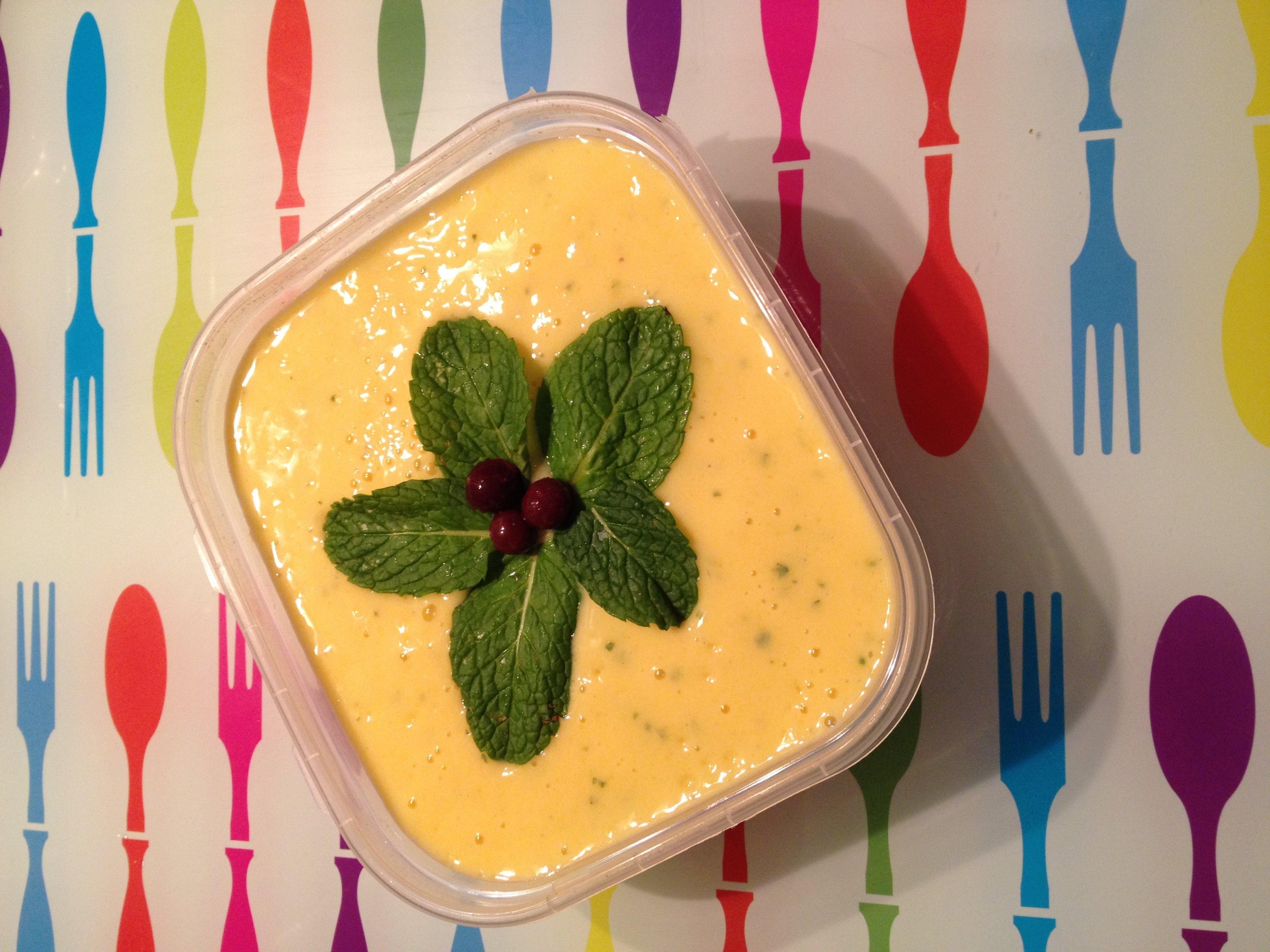 Crema de Mango con Thermomix®