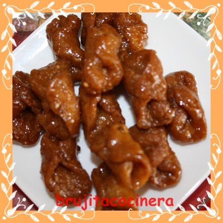 Pestiños de jerez por brujitacocinera en Thermomix®