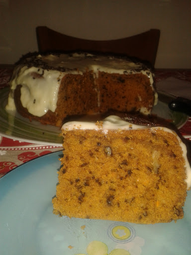 Carrot cake con Thermomix®
