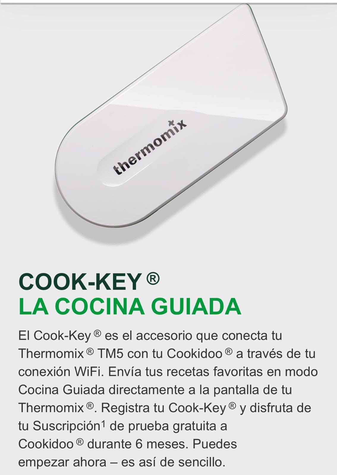 COOK-KEY La Cocina Guiada