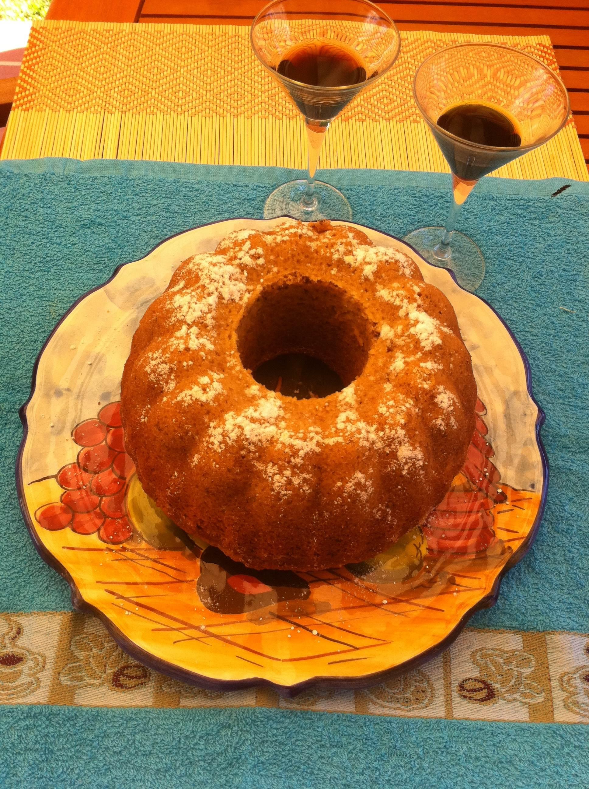 Kuchen de Avellanas con Thermomix®
