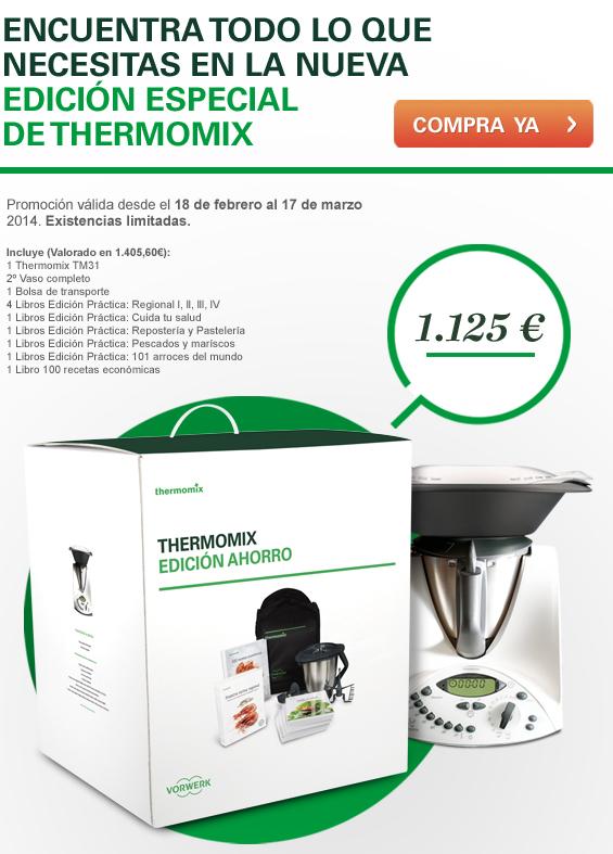 ahora gran oferta la nunca vista por Thermomix®