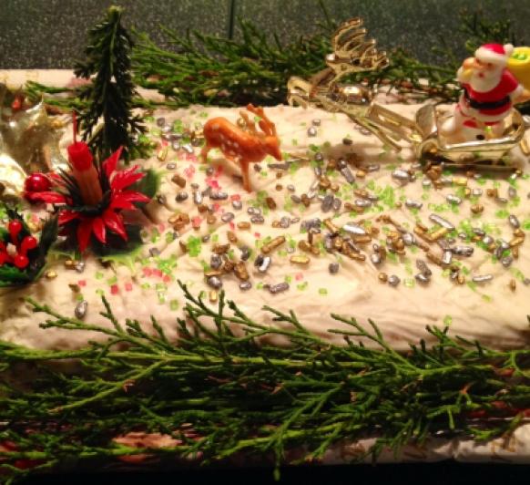 Pan de Especias Navideño con Thermomix®