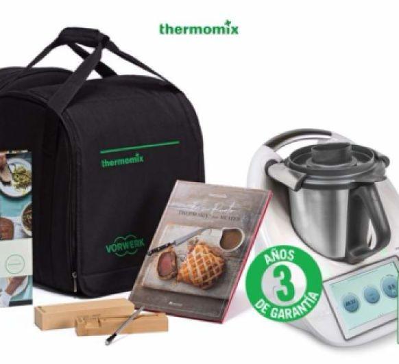 Thermomix® TM6 EDICIÓN ESPECIAL 40 ANIVERSARIO