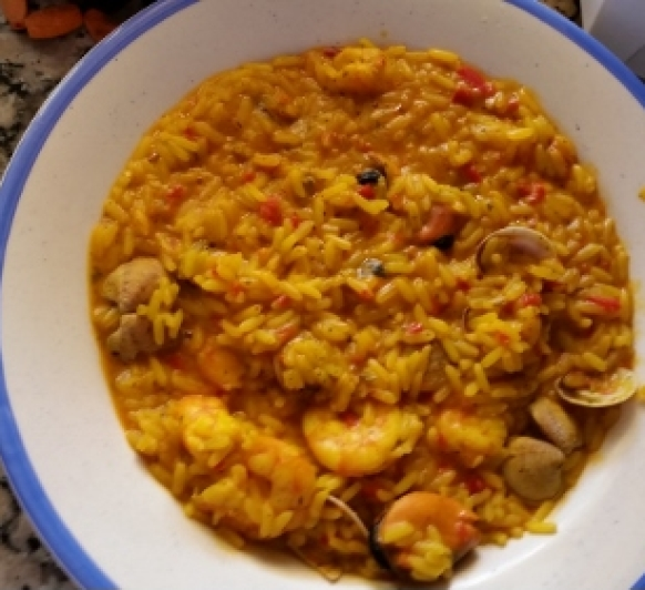 Arroz caldoso con Thermomix® Tm5