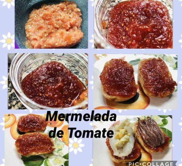 Mermelada de Tomate con Thermomix®