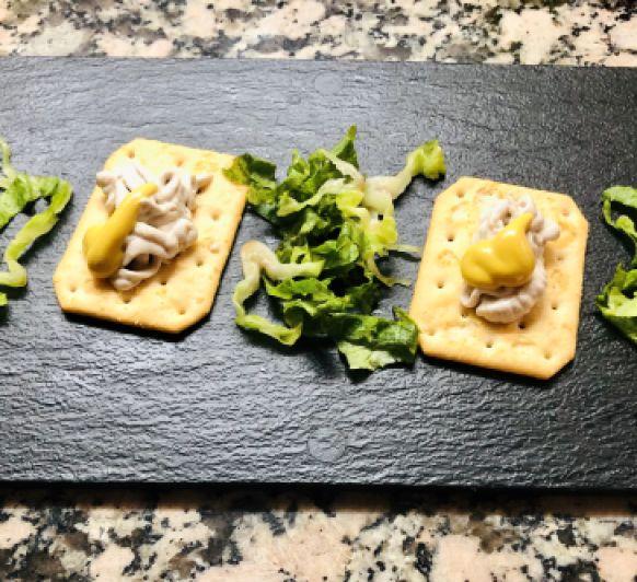 Paté de Sardinillas en lata con Thermomix®