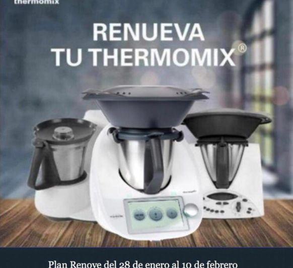 Plan Renove Thermomix® Tm21-Tm31