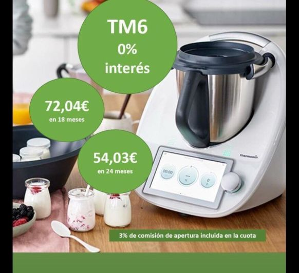 Thermomix® SIN INTERESES