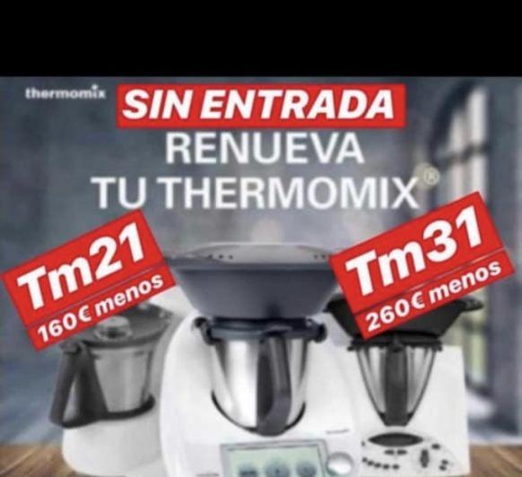 Plan renove de tu Thermomix®
