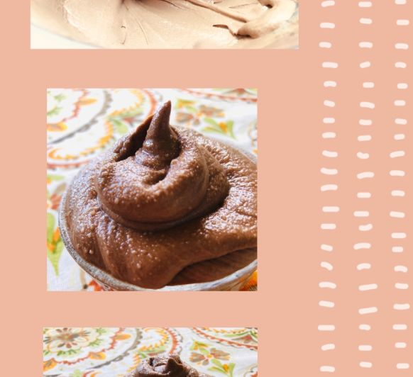 Mousse de chocolate negro con Thermomix®