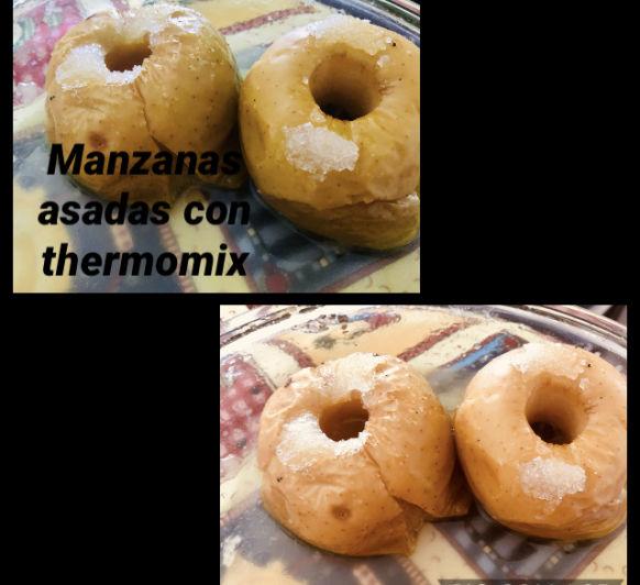 Manzanas asadas con Thermomix®
