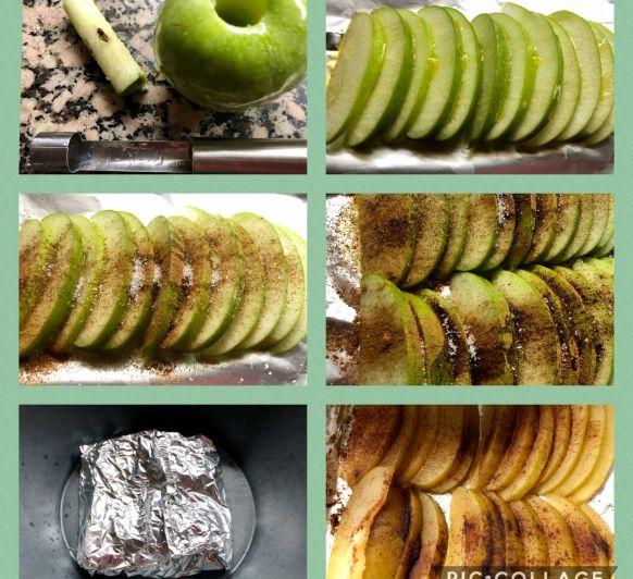 Manzana cocinada en Thermomix®