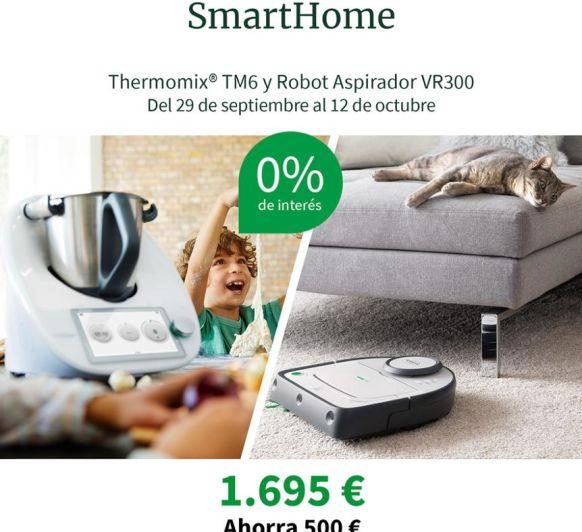 Thermomix® más kobold al 0%