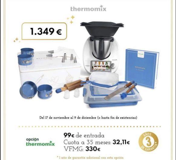 DULCE NAVIDAD CON Thermomix®