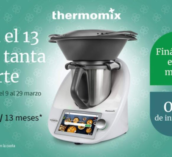 Thermomix® 0% interés