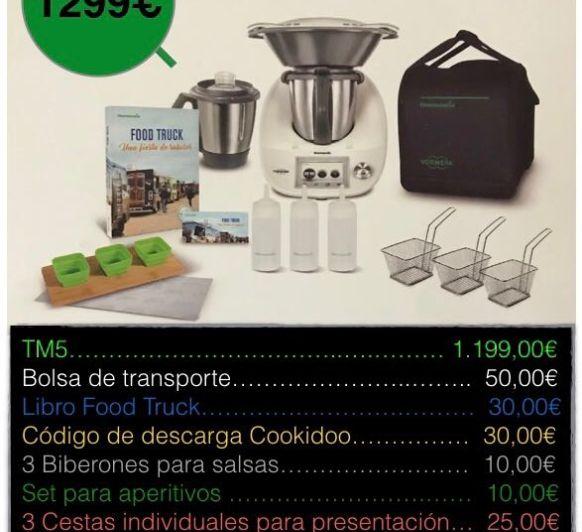 Thermomix® CON BAJADA DE PRECIO