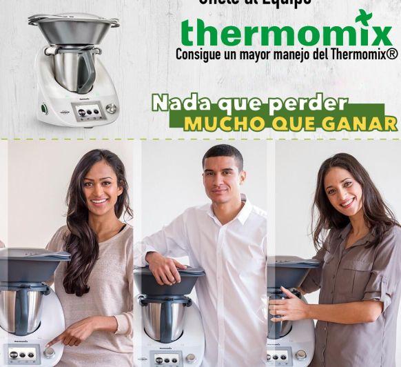 Tu futuro esta en el Equipo Thermomix®