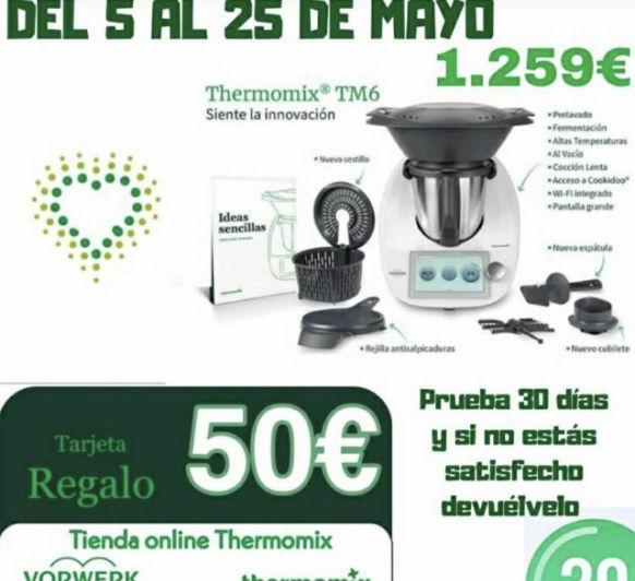Thermomix® te cambia la Vida, aprovecha la oportunidad!!!