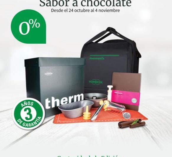 Thermomix® 0% intereses con 3 años de garantía
