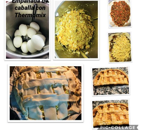 Empanada de Caballa con Thermomix®