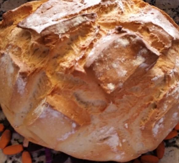 Pan rápido para todos los días con Thermomix® Tm5