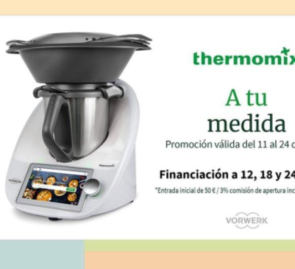 Thermomix® TM6 y elige los meses de tu 0%