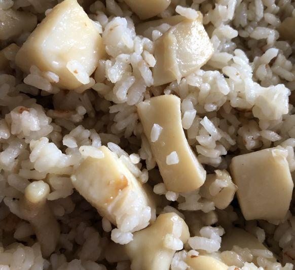 Choco encebollado con arroz en Thermomix®