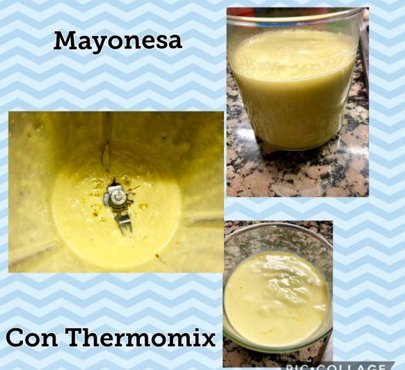Mayonesa con Thermomix®