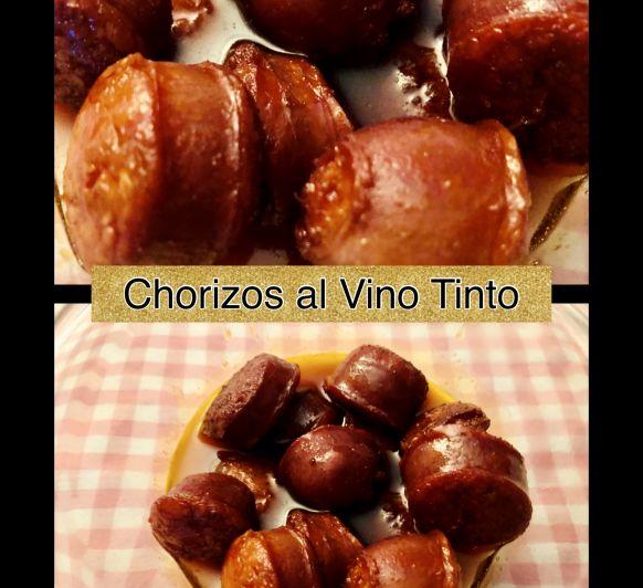Chorizos al vino con Thermomix®