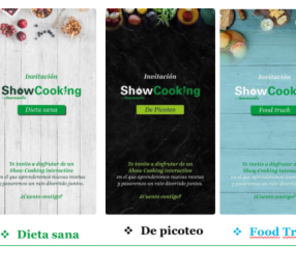Clases de cocina gratuito