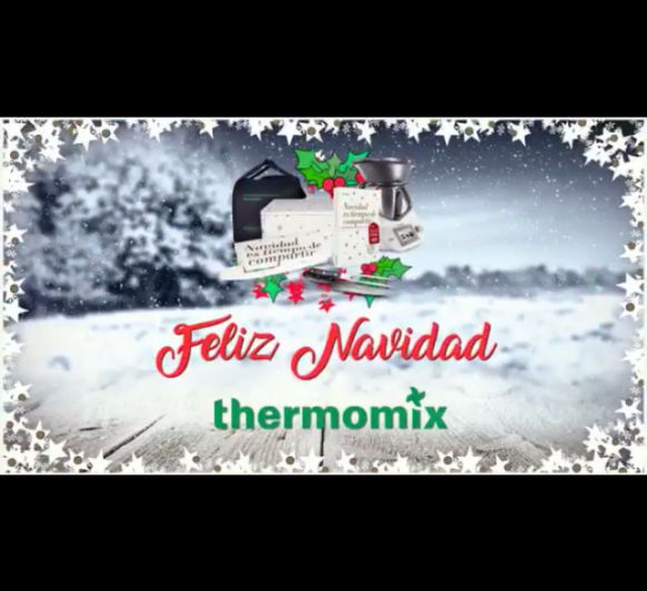 ESTA NAVIDAD REGALA Thermomix®